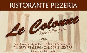 Pizzeria Le Colonne