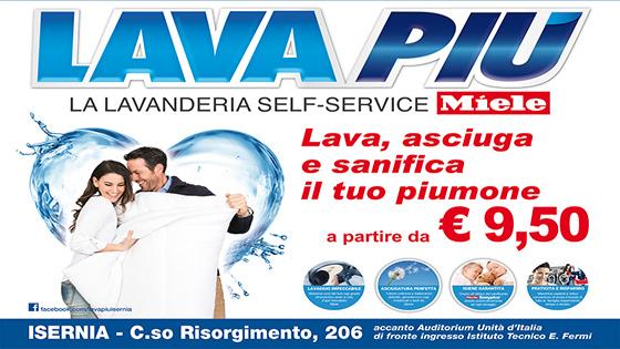 Lavanderia Self Service Lavapiù Isernia