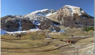 Webcam di Campitello Matese - Panorama in diretta su Piste e Monte Miletto da Condominio S.Nicola 2
