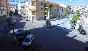 Webcam di Agnone Corso Vittorio Emanuele