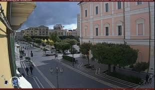 Webcam di Campobasso Centro - Corso Vittorio Emanuele BB Dimora Monforte