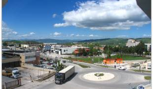 Webcam di Campobasso Centro Commerciale Monforte