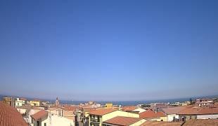 Webcam di Campomarino (CB) | Panorama dal centro del paese