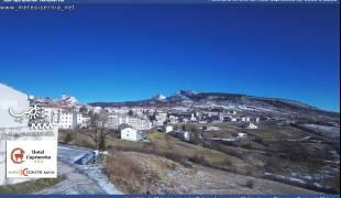 Webcam di Capracotta - Hotel Capracotta