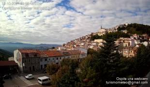 Webcam di Castiglione Messer Marino (CH)
