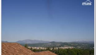 Webcam di Isernia - Panorama da Collevecchio