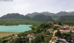Webcam di Castel San Vincenzo - Parco Nazionale Abruzzo Lazio e Molise