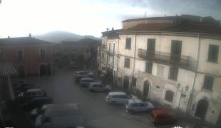Webcam di Forli del Sannio - Piazza Regina Margherita