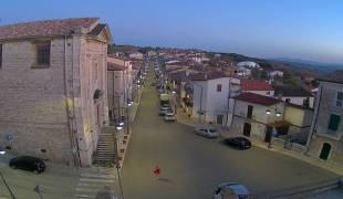 Webcam di Montagano | Rampa Dei Leoni B&B Old Clock