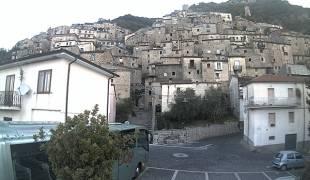 Webcam di Pesche - Piazza San Giovanni