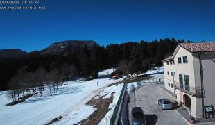 Webcam di Pescopennataro centro e Dimora Montagna Amica