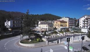 Webcam di Roccaraso centro Clinica Dello Sci