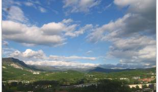Webcam di Isernia - Panorama da San Lazzaro