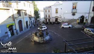 Webcam di Agnone Piazza Plebiscito Caffè Letterario