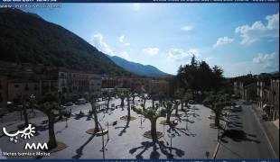 Webcam di Bojano Piazza Roma - Corso Pentri