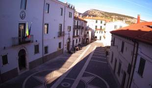 Webcam di Capracotta da Piazza Falconi e Corso Sant'Antonio