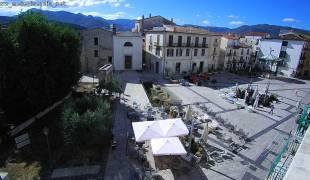 Webcam di Isernia Centro Storico Piazza Celestino V