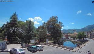 Webcam di Venafro Corso Lucenteforte