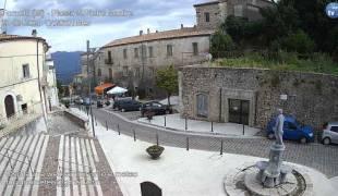 Webcam di Fornelli Piazza S.Pietro Martire