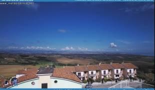 Webcam 360°di Petacciato Hotel Di Nardo vista N