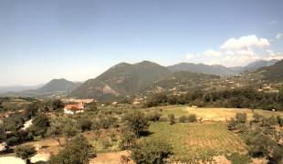 Webcam di Cerreto Sannita (BN) Località Pezzalonga