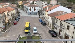 Webcam di Pietrabbondante Piazza Vittorio Veneto