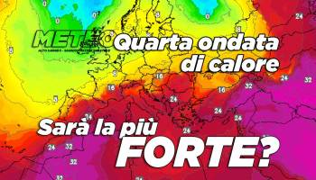 Previsto un pesante aumento del caldo