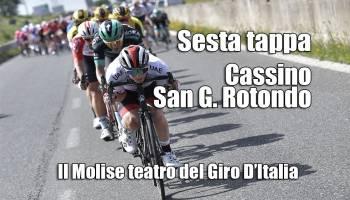 Giro D'Italia | Tappa Cassino San Giovanni Rotondo
