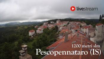 Pescopennataro va in webcam STREAMING WEB