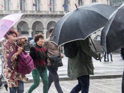 Meteo: Tornano le piogge, weekend asciutto.