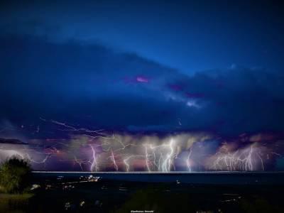 [GALLERIA] La tempesta di fulmini del 29 maggio 2019