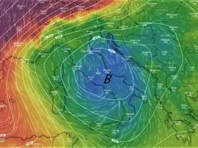 Meteo in peggioramento. Piogge e temporali in arrivo sulla nostra regione