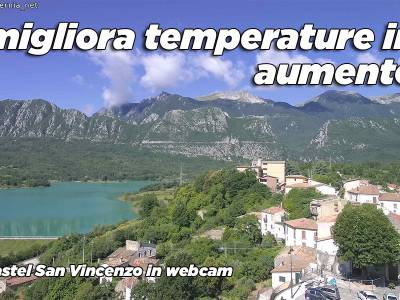 Tendenza meteo per il week end