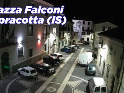 A Capracotta c'è la nuova webcam di Piazza Falconi e Corso Sant'Antonio