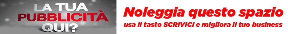 Noleggio banner Meteo Isernia e Molise